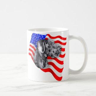 Patriot Dane Blue UC Coffee Mug