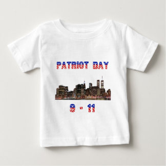 Patriot Day Baby T-Shirt