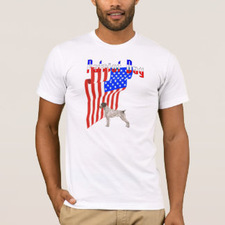 Patriot Day German Wirehaired Pointer Men's T- Shi T-Shirt