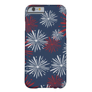 Patriot Fireworks Barely There iPhone 6 Case