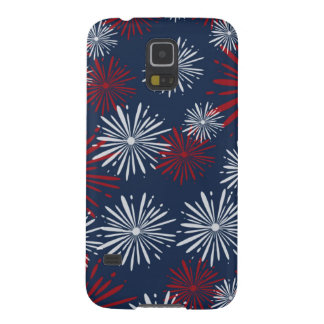 Patriot Fireworks Galaxy S5 Cover