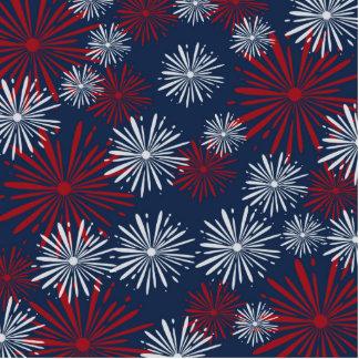 Patriot Fireworks Statuette