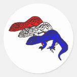Patriot Geckos 01 Stickers