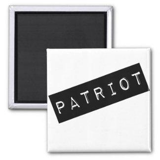 Patriot Label Magnet