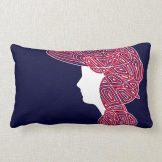 Patriot Lady Pillow