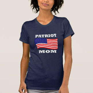 Patriot Mom Tea Party t-shirt
