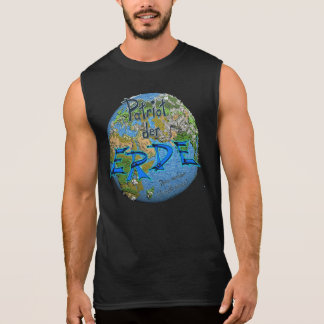 Patriot of the earth sleeveless shirt