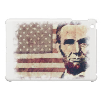 Patriot President Abraham Lincoln Case For The iPad Mini