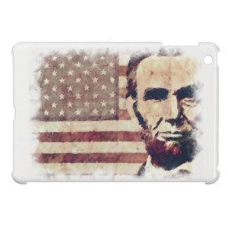 Patriot President Abraham Lincoln iPad Mini Cases