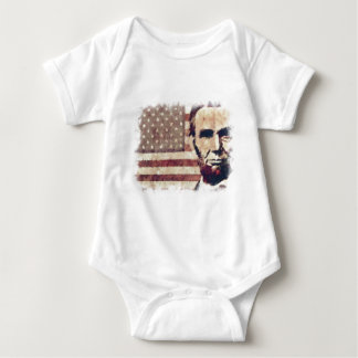 Patriot President Abraham Lincoln T Shirt
