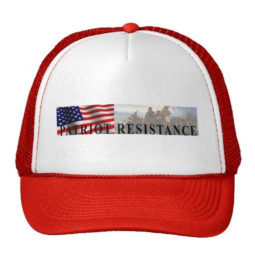 Patriot Resistance Cap Trucker Hat