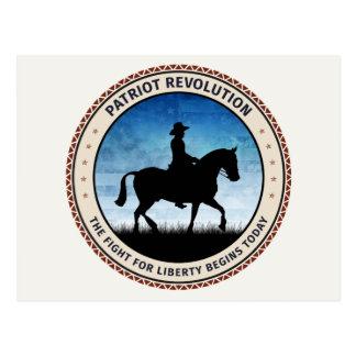 Patriot Revolution Postcard