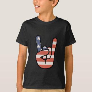 Patriot Rock Hand T-Shirt