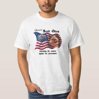 Patriot Scott Olsen, Occupy Oakland Shirt