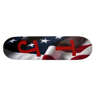 Patriot Skateboard