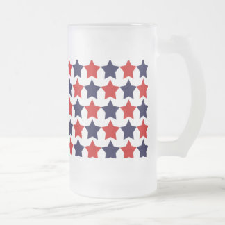 Patriot Stars Beer Mug