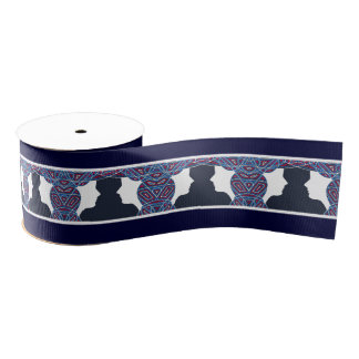 Patriot Twins Grosgrain Ribbon