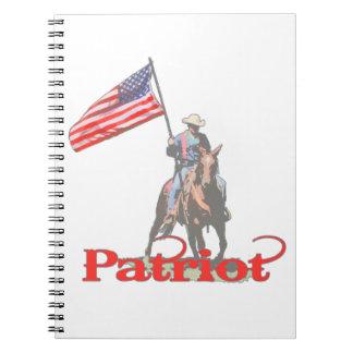 Patriota a caballo 2