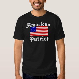 Patriota americano playera