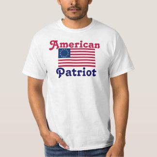 Patriota americano polera