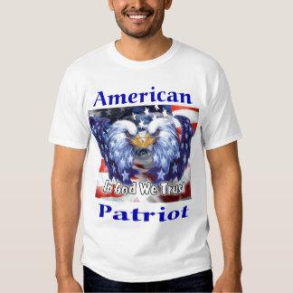 Patriota americano poleras