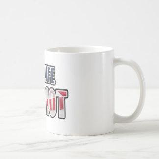 Patriota antiabortista taza