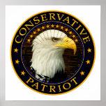Patriota conservador 2 posters