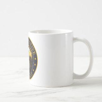 Patriota conservador 2 tazas de café