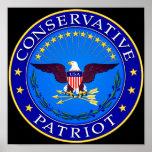 Patriota conservador poster