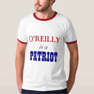 Patriota de Bill O Reilly Playeras