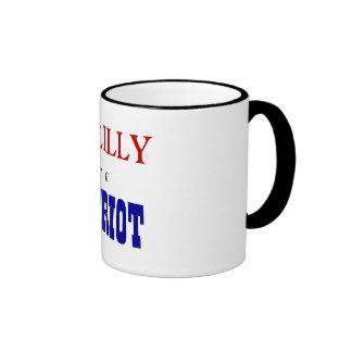 Patriota de Bill O Reilly Tazas De Café