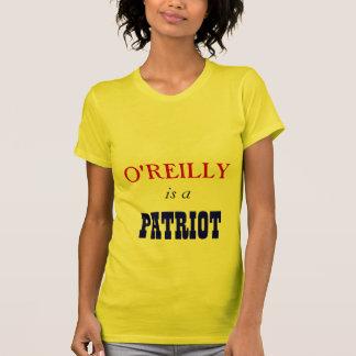 Patriota de Bill O'Reilly Playera