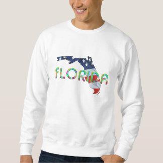 Patriota de la Florida de la camiseta Suéter