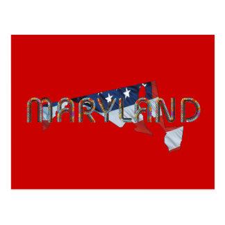 Patriota de Maryland Postales