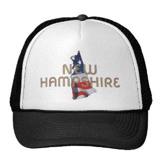 Patriota de New Hampshire Gorro