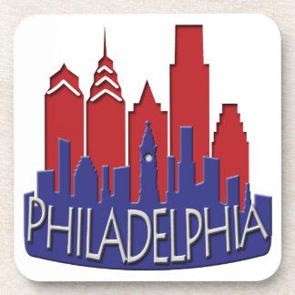 Patriota del newwave del horizonte de Philly Posavaso