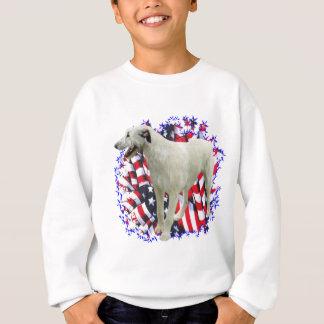 Patriota del Wolfhound irlandés Camisas
