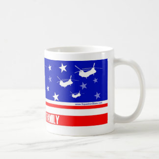 Patriotas desde 1985 tazas de café