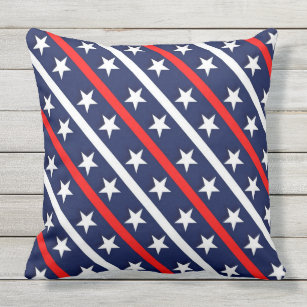 4th Of July Pillows Decorative Throw Pillows Zazzle