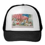 Patriotic 6 hat
