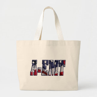 PATRIOTIC A-EMT FLAG WRAPPED EMERGENCY MED TECH BAGS