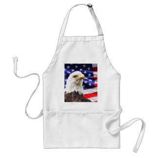 Patriotic Adult Apron