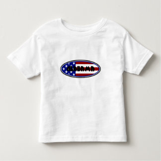 Patriotic Alabama T-shirt