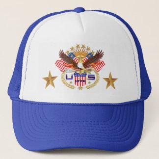 Patriotic  All style View Hints Below Trucker Hat