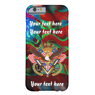 Patriotic All Styles Please View Artist Comments Barely There iPhone 6 Case
