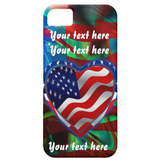 Patriotic All Styles Please View Artist Comments iPhone 5 Cases