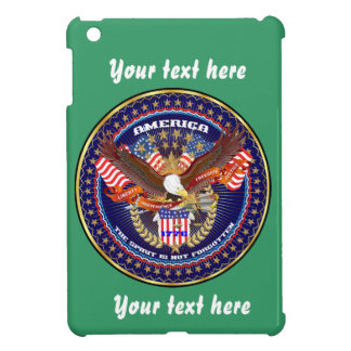 Patriotic All Styles  Please View Artist Comments iPad Mini Case