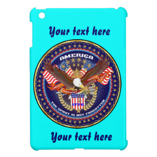 Patriotic All Styles  Please View Artist Comments iPad Mini Cases