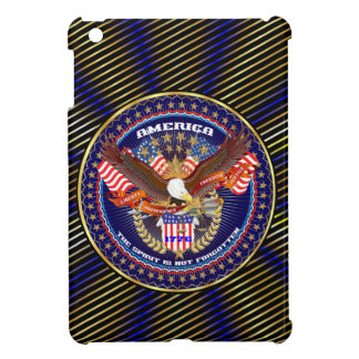 Patriotic All Styles  Please View Artist Comments iPad Mini Cover
