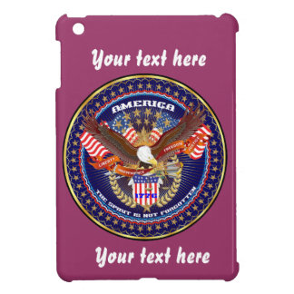 Patriotic All Styles  Please View Artist Comments iPad Mini Covers